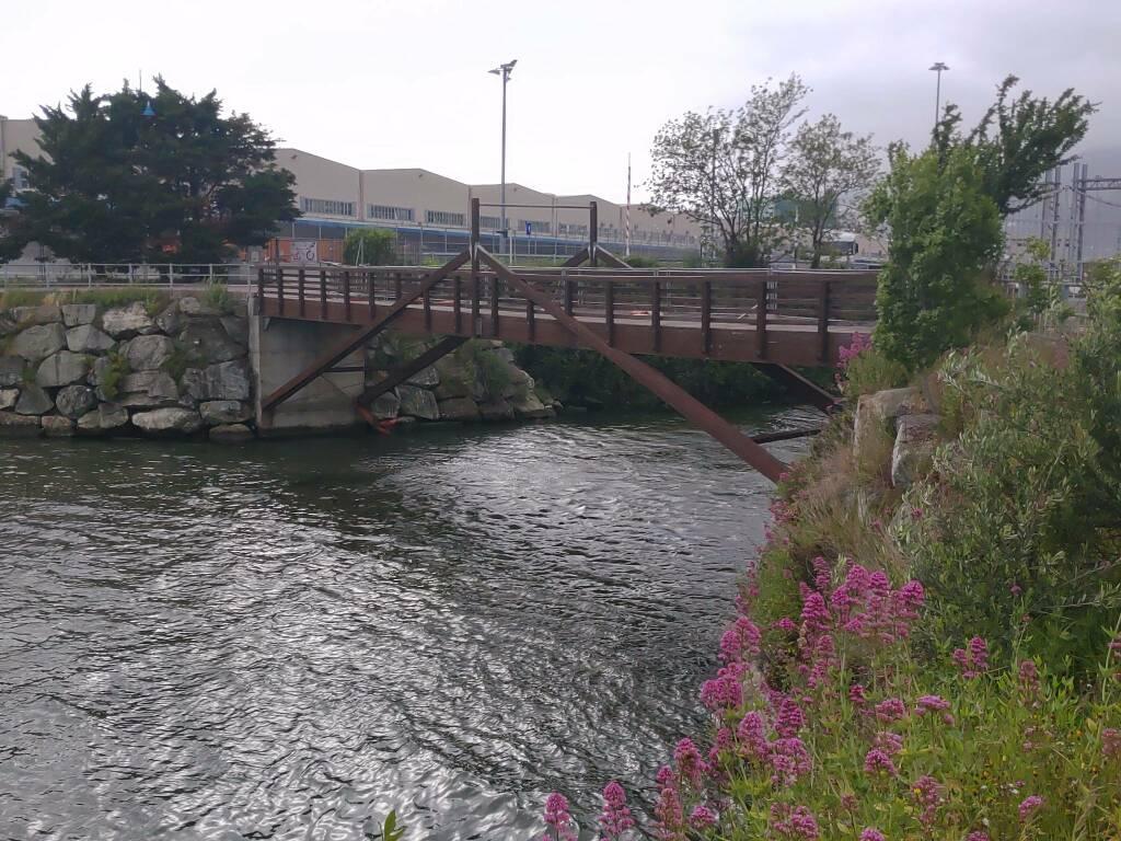 Ponte di legno di Pra'