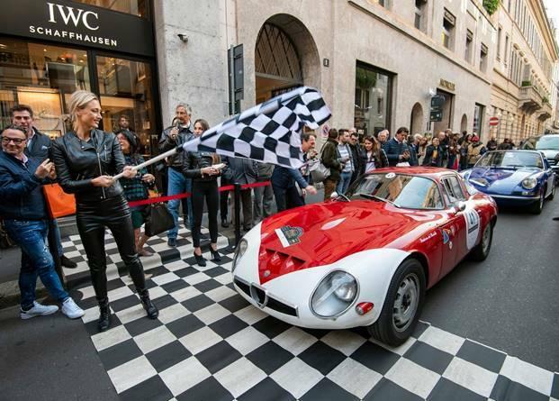Rievocazione Storica Coppa Milano-Sanremo