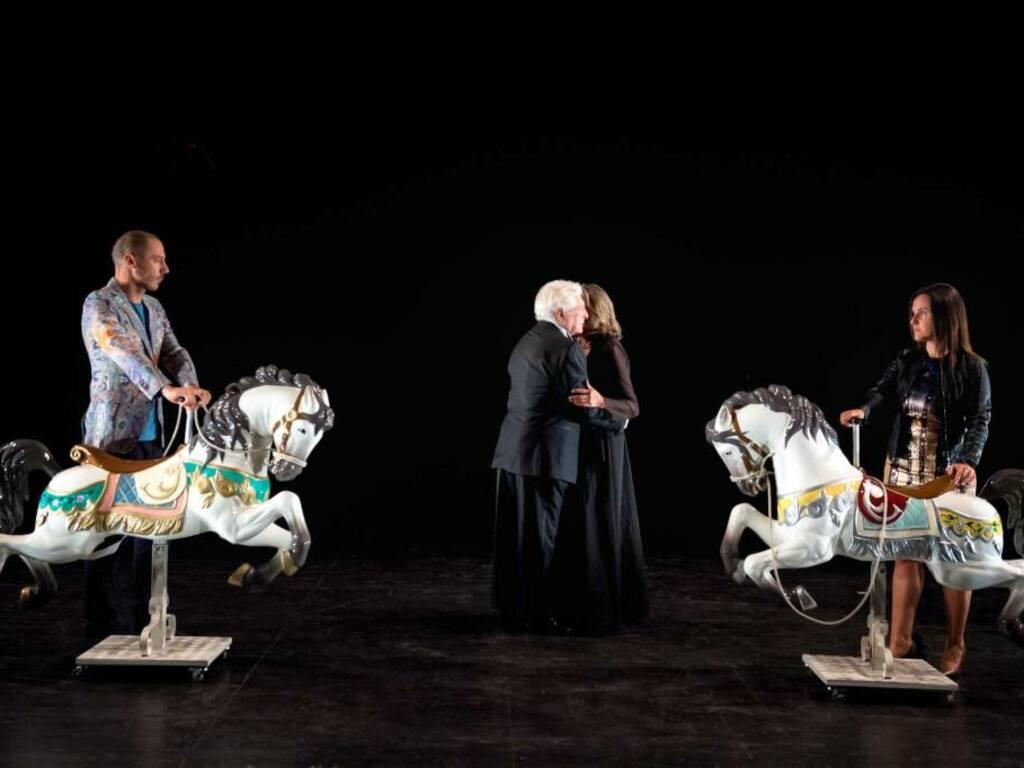 Romeo e Giulietta con Ugo Pagliai e Paola Gassman al Teatro Ivo Chiesa