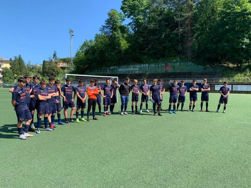 Sammargheritese: a lezione con i tecnici del Genoa