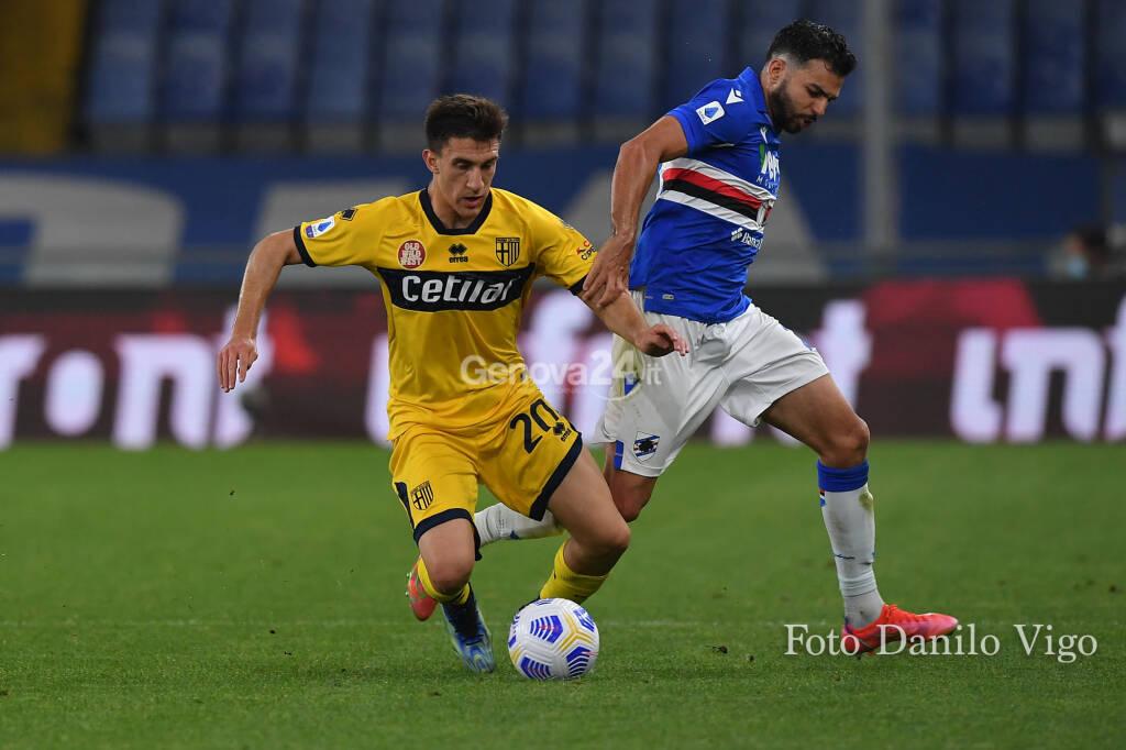 Sampdoria Vs Parma
