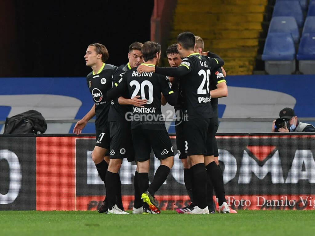 Sampdoria Vs Spezia