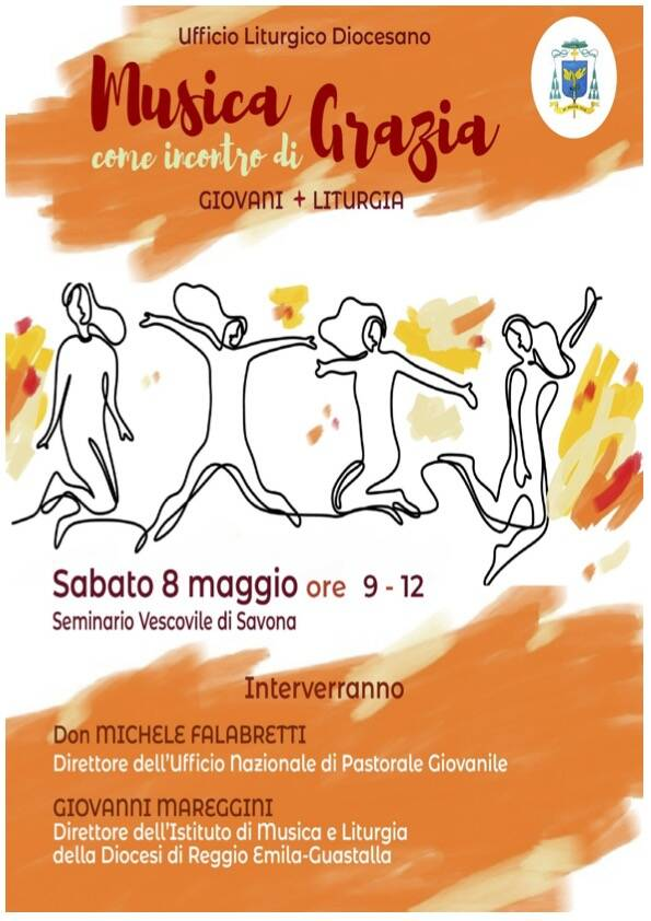 """Savona """"Musica come incontro di grazia"""" convegno Seminario Vescovile"""