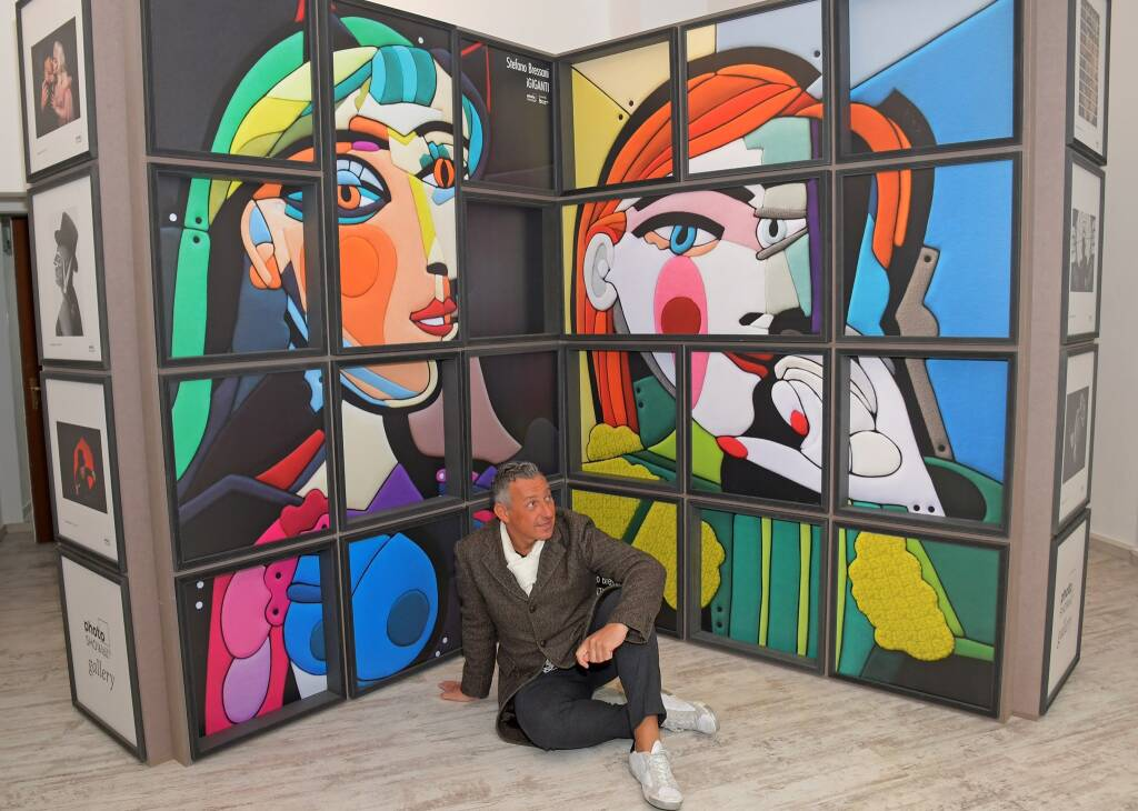 """Savona """"Picasso Reloaded"""" mostra Stefano Bressani GulliArte"""