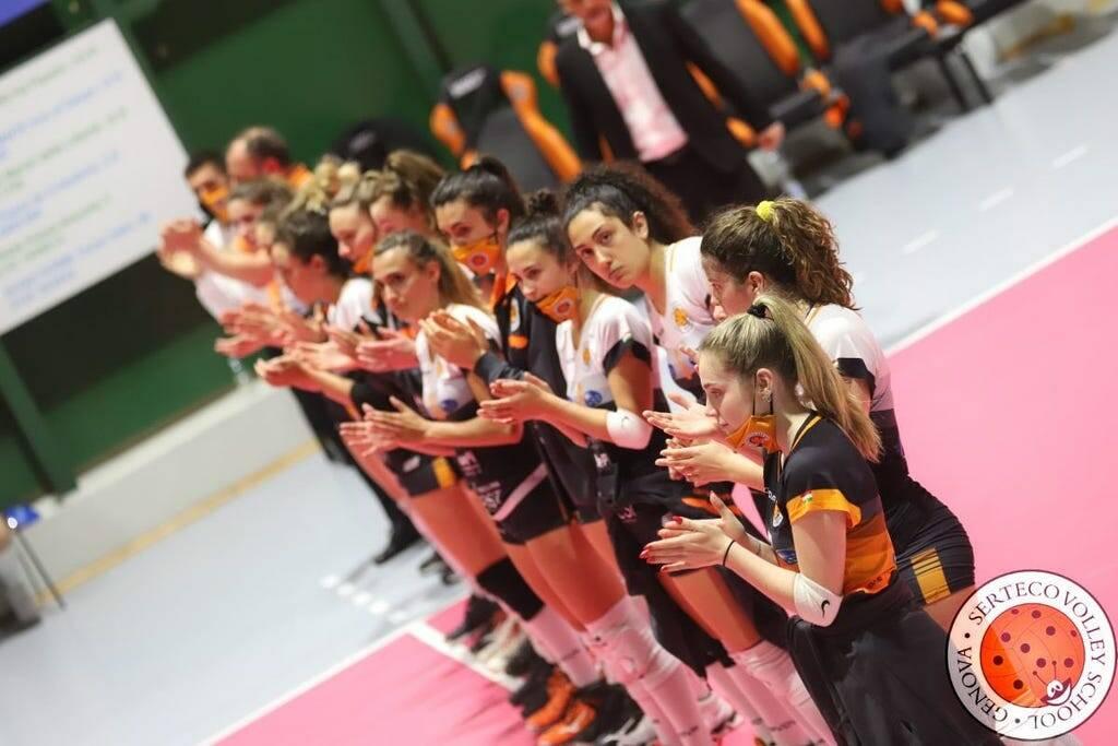Serteco Volley School Genova