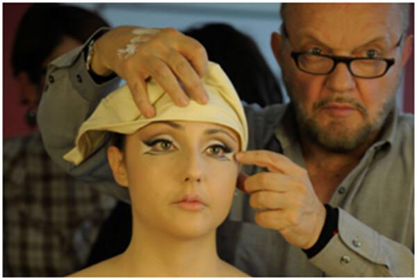 Stefano Anselmo make up