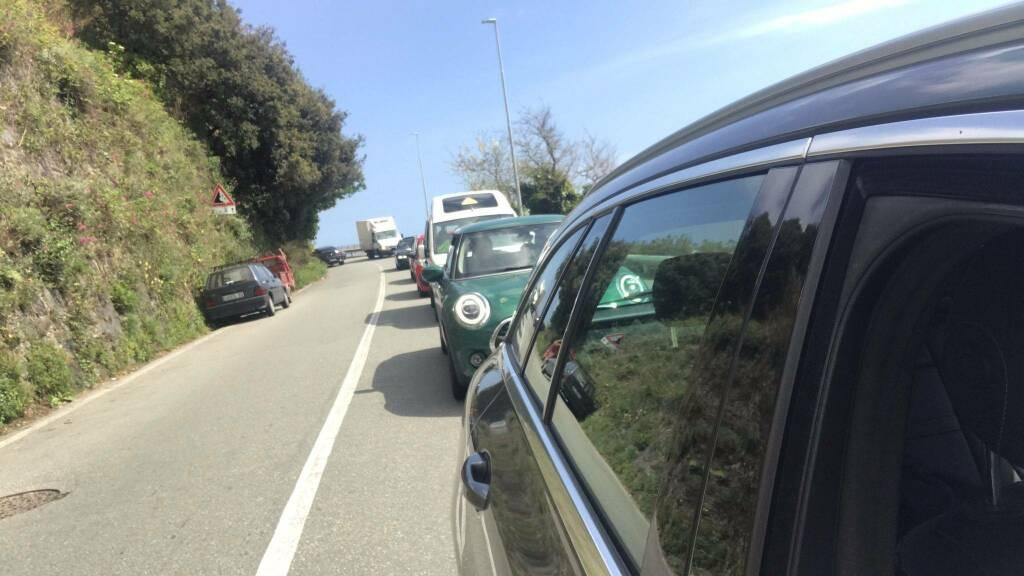 traffico aurelia