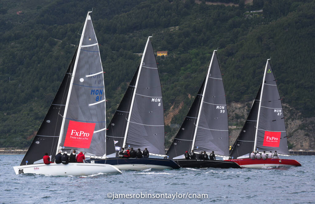 Trofeo Carpaneda ad Alassio