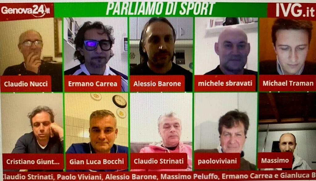 Un anno di parliamo di sport