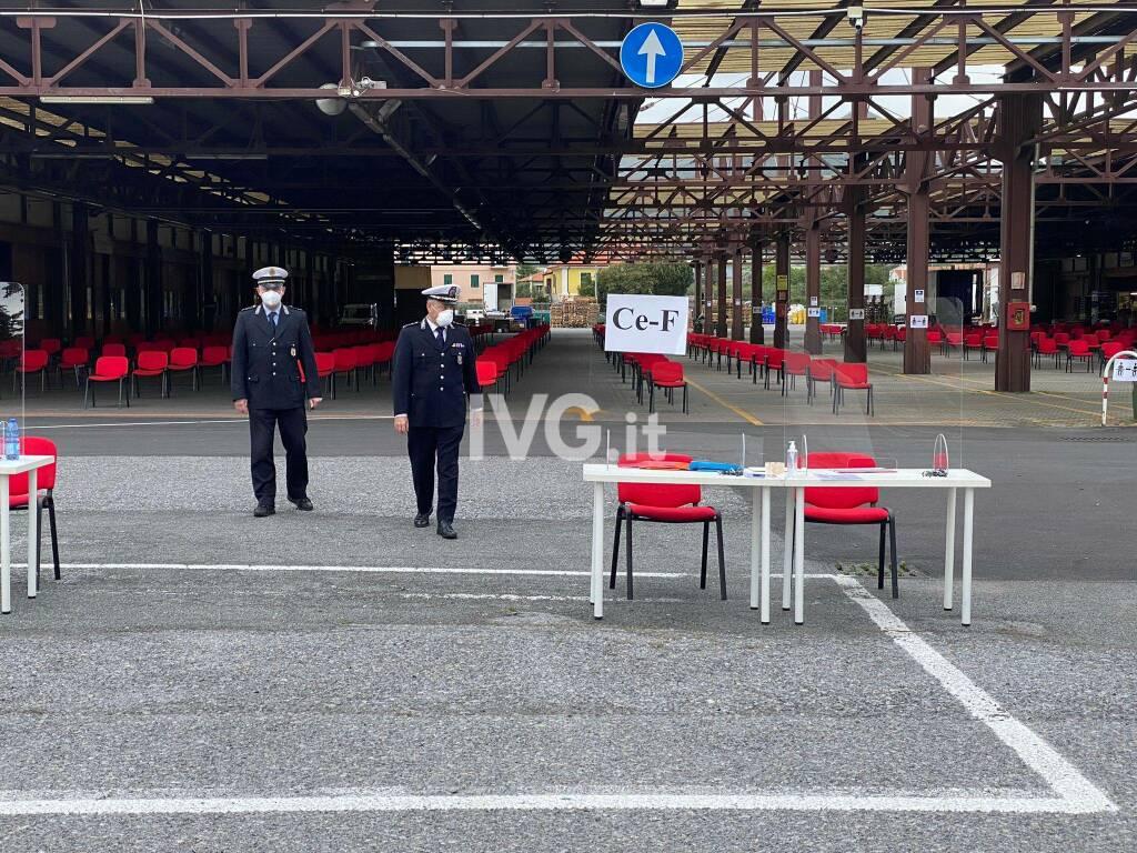 Via alla concorso per le polizie locali di Savona, Albenga, Finale e Loano