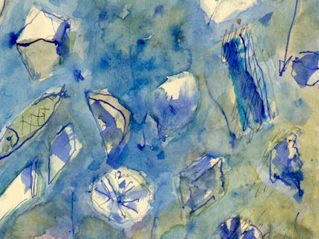 """Albissola Marina """"Gemelli"""" mostra Sergio Dangelo e Luiso Sturla Bludiprussia"""