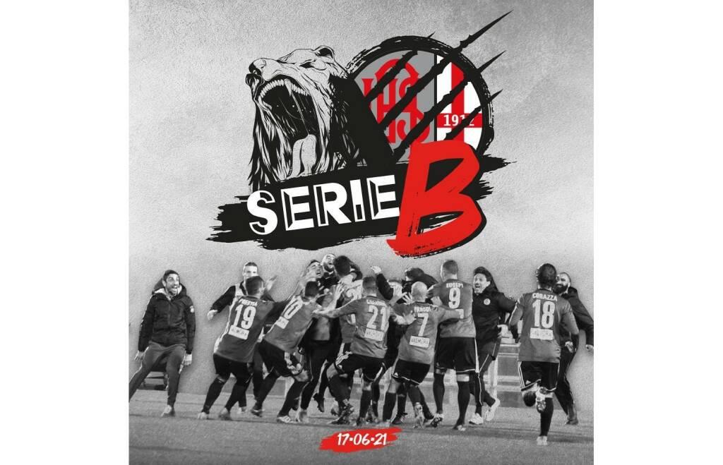 Alessandria in Serie B,