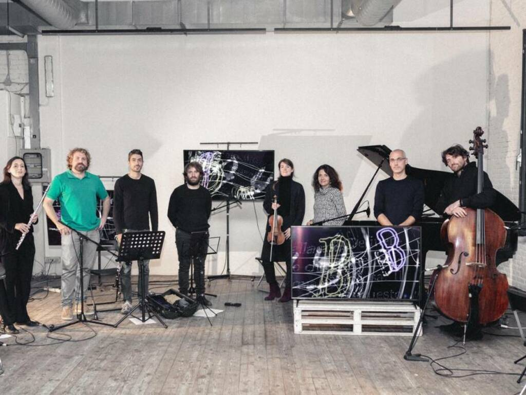 Matteo Manzitti e Alberto Barberis con Eutopia Ensemble