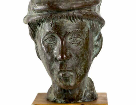 Arturo Martini scultura busto