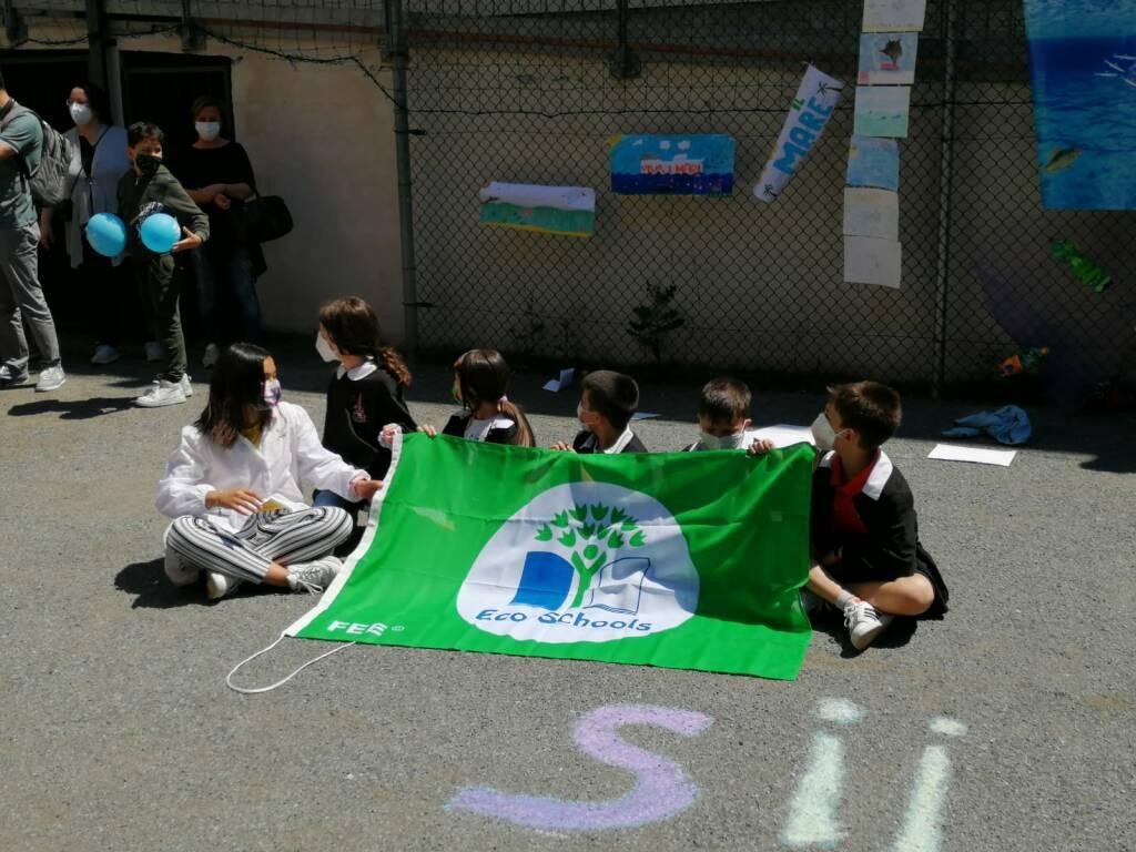bandiera verde celle