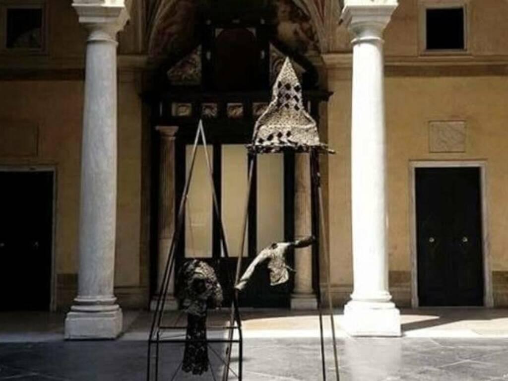 Biennale di Genova 2021 arte contemporanea