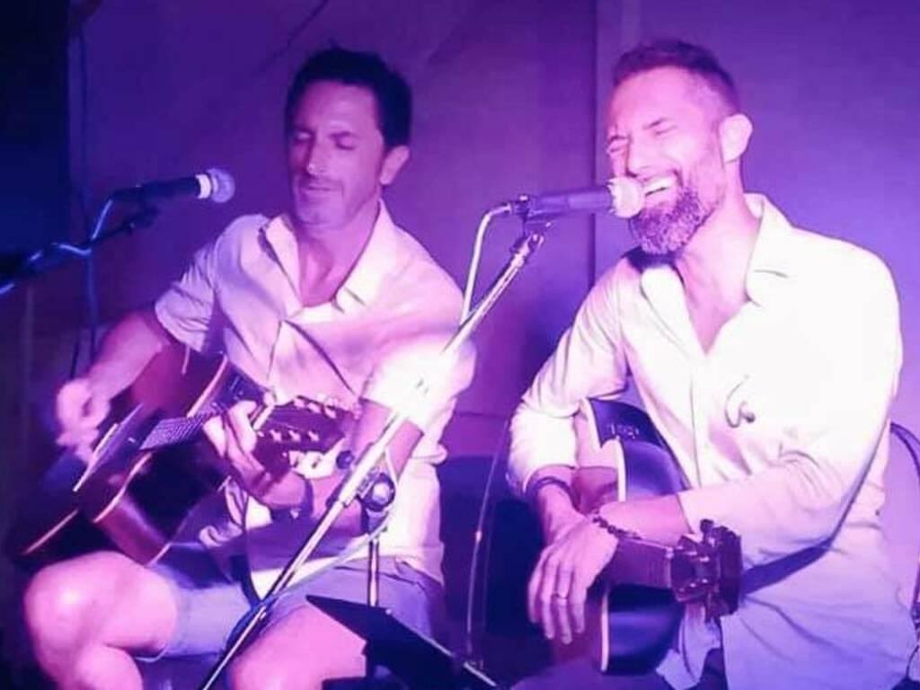 Booridda Rolls Acoustic Duo gruppo musicale