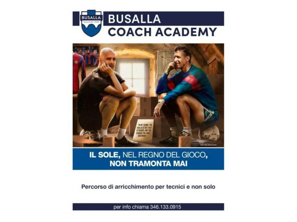 Busalla Coach Academy