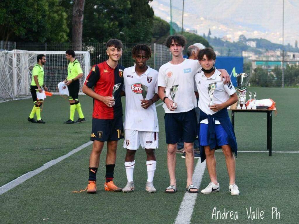 Calcio: la Coppa Primavera a Santa Margherita Ligure