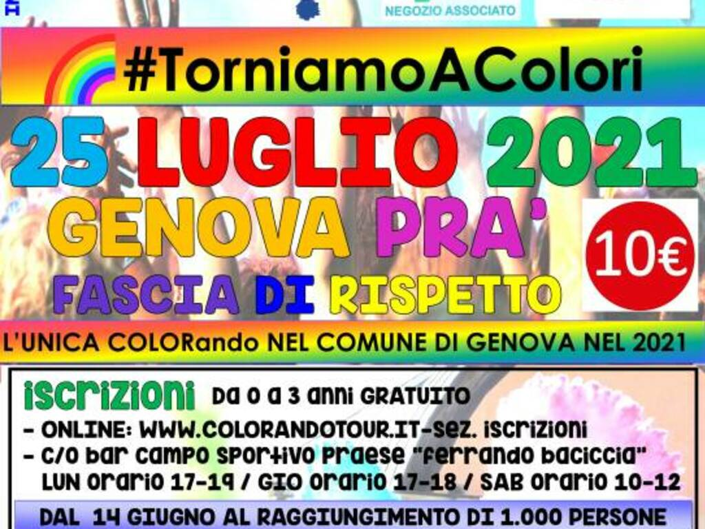 Colorando Tour 2021