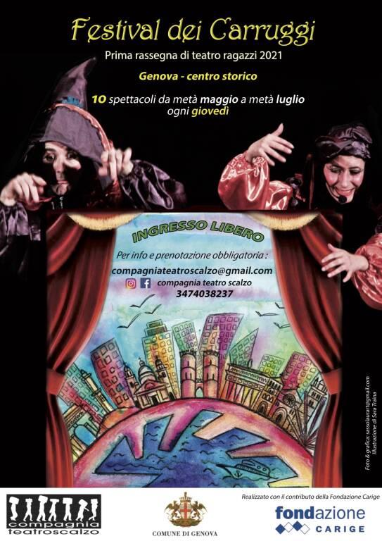 rassegna di teatro per bambini - prenotazioni
