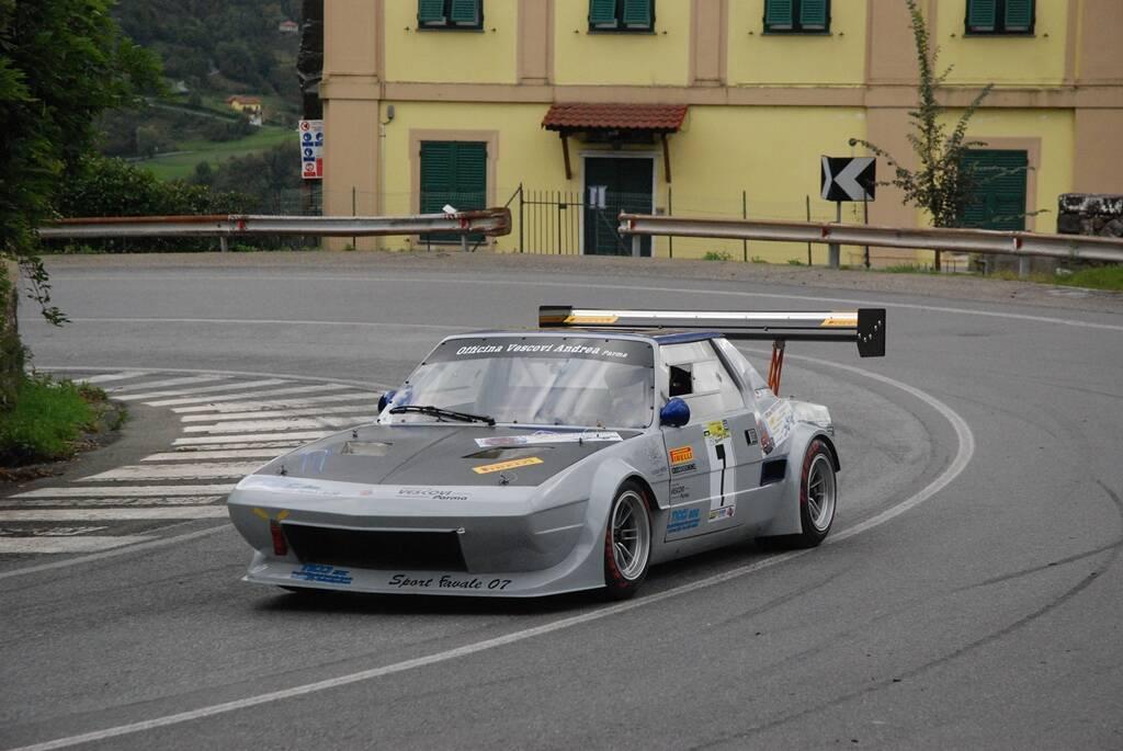 Sport Favale 07 alla Coppa Paolino Teodori ed allo slalom di Bubbio
