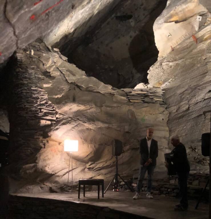 Sabato 3 Luglio Maciste vs Cimaste di Massimo Minella alla cava Ardè di Isolona di Orero