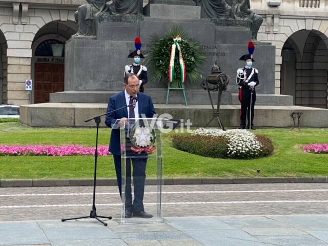 Celebrazioni Festa della Repubblica nel savonese