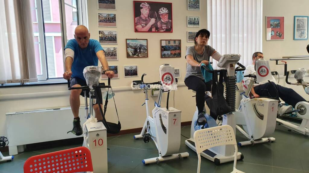 Centro riabilitazione post Covid Asl 3