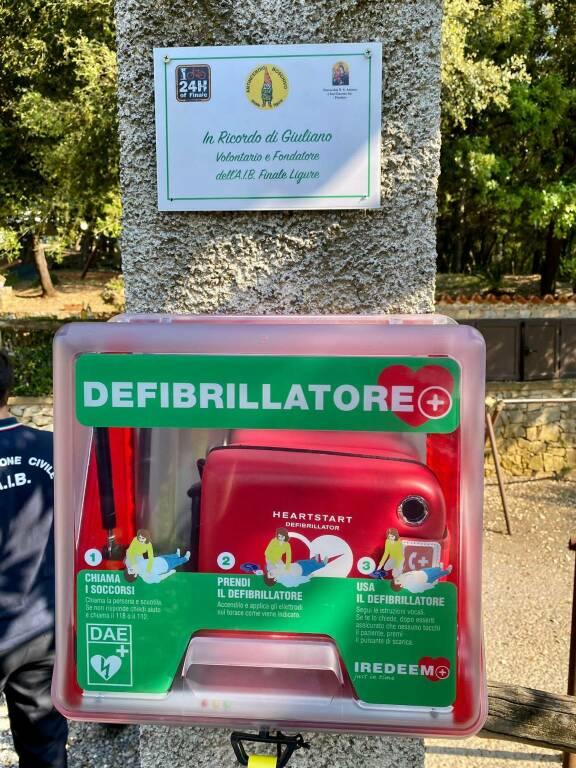 defibrillatore le manie