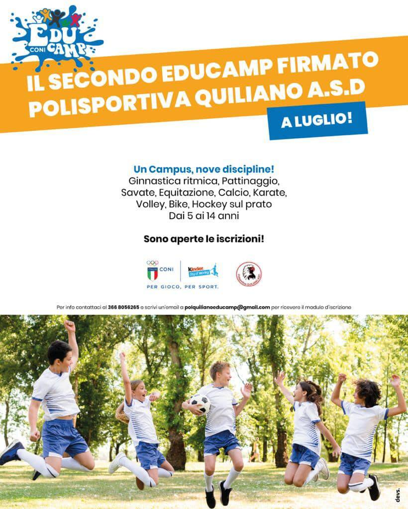 educamp quiliano