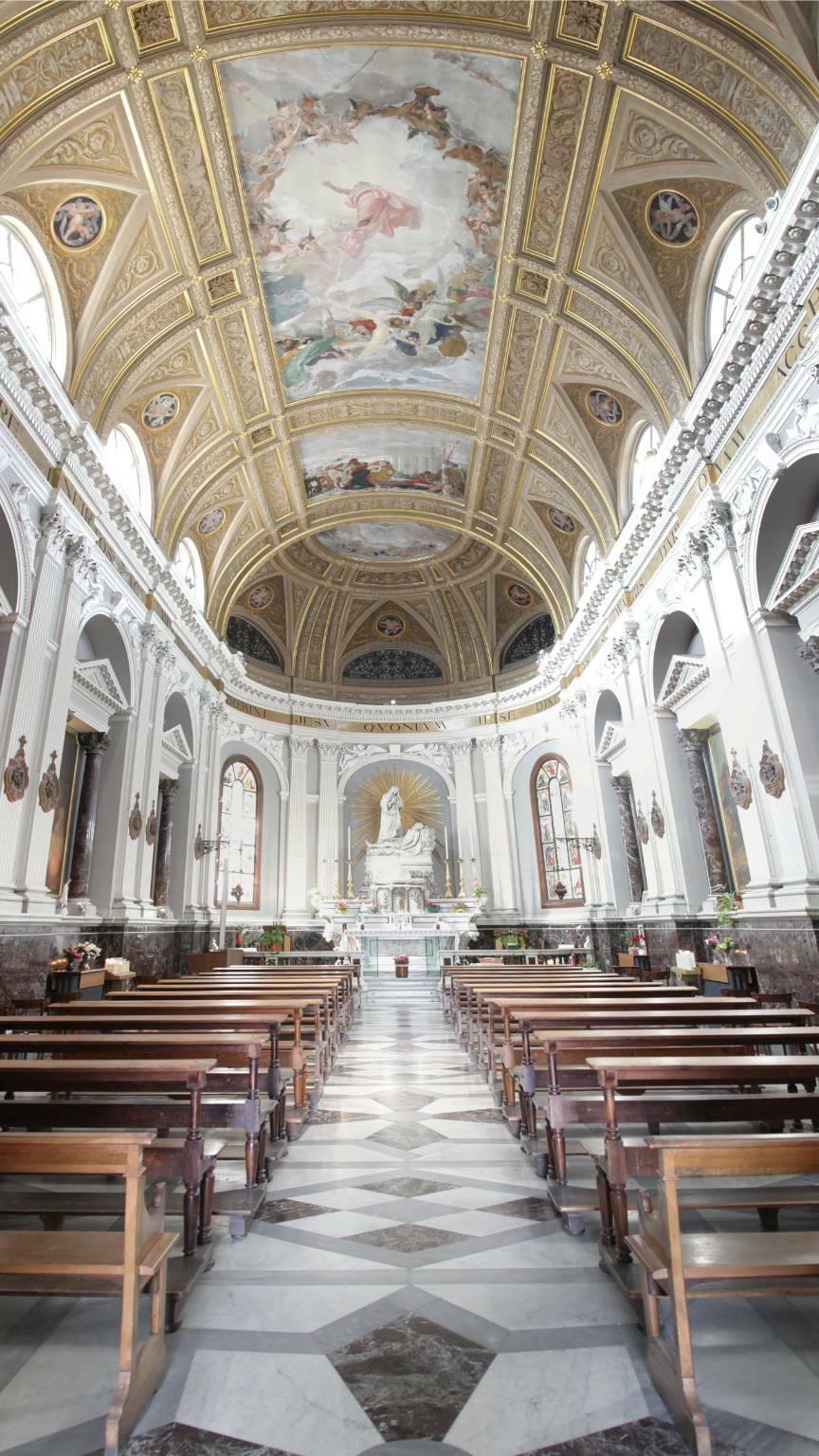 Chiesa di Sant'Andrea, ospedale Galliera