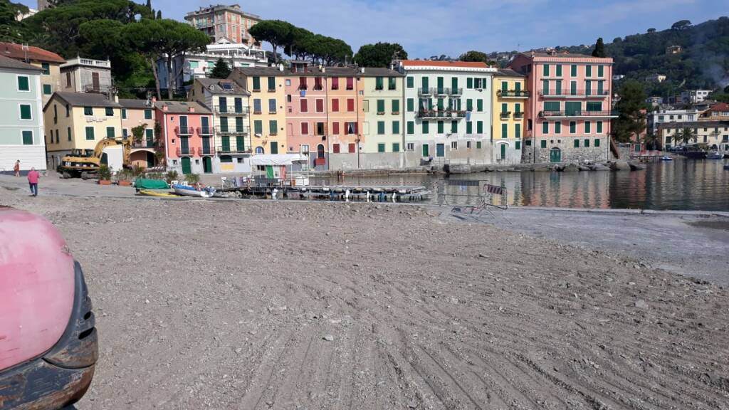 spiaggia san michele di pagana