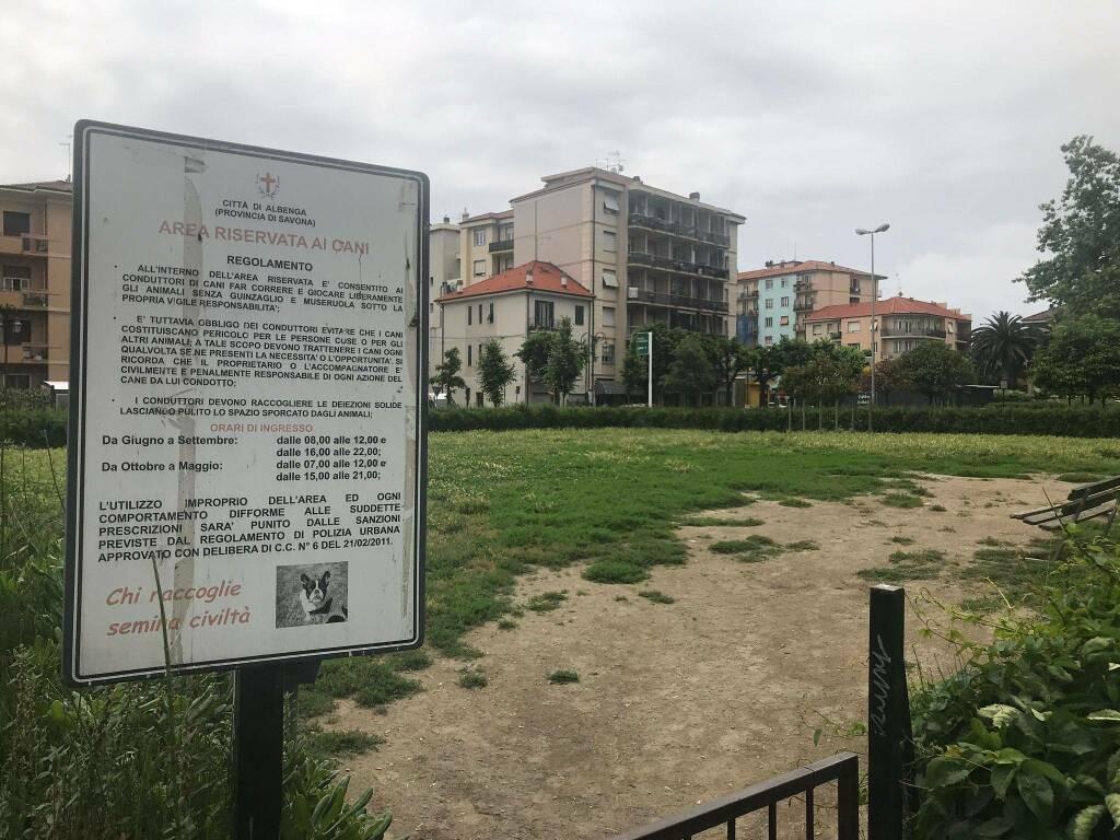 Area Cani Albenga