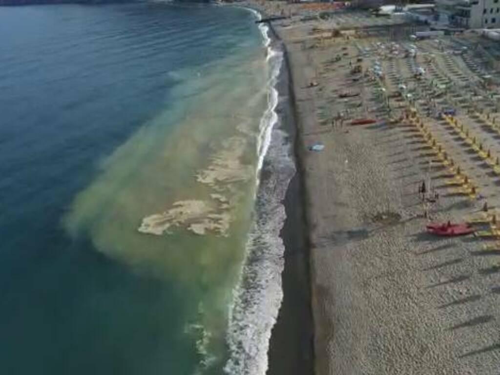 Sistemazione Spiaggia Spotorno Alone