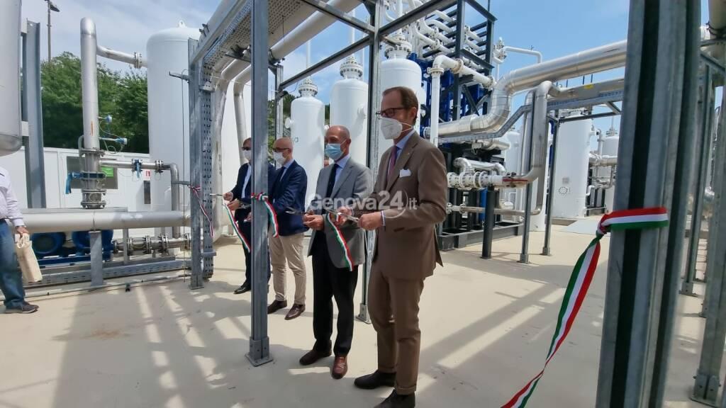 scarpino impianto biometano