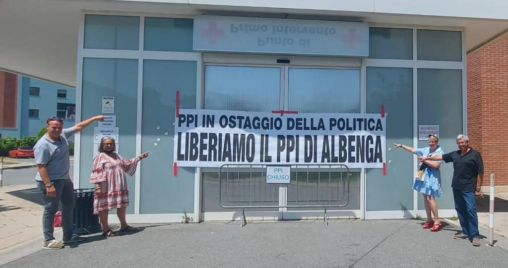 Punto Primo Intervento Albenga Ciangherotti Porro Perrone Calleri