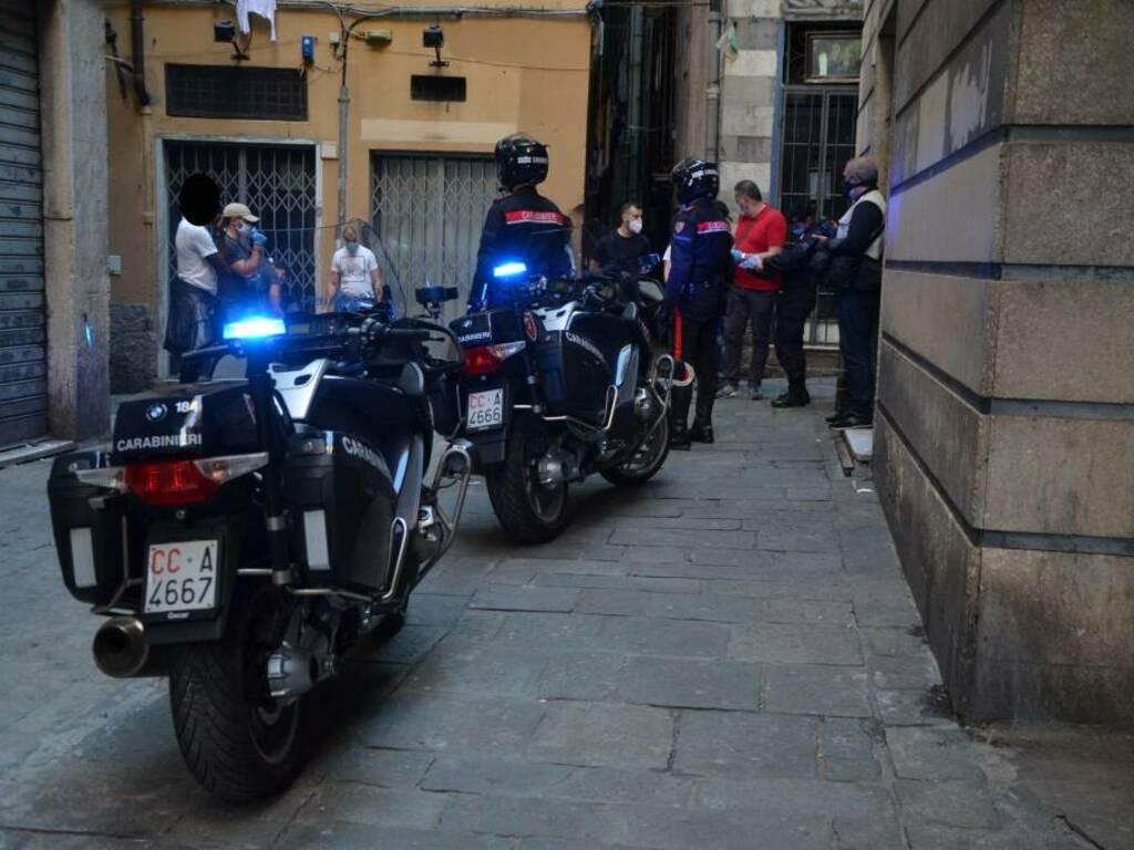 carabinieri generica centro storico