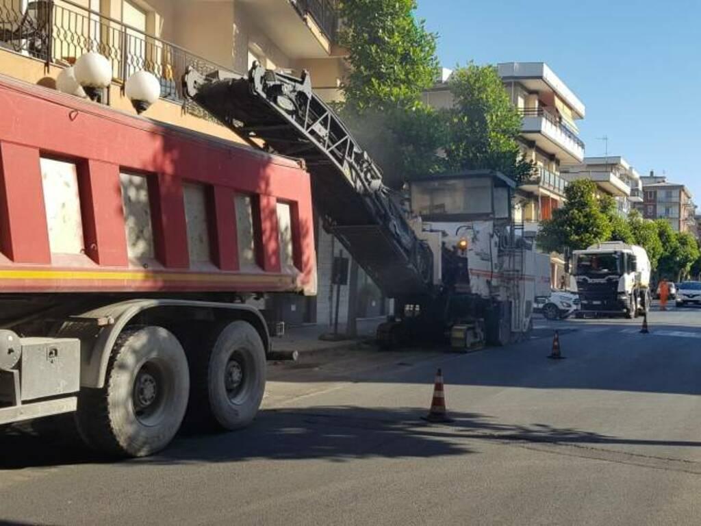 manutenzione strade