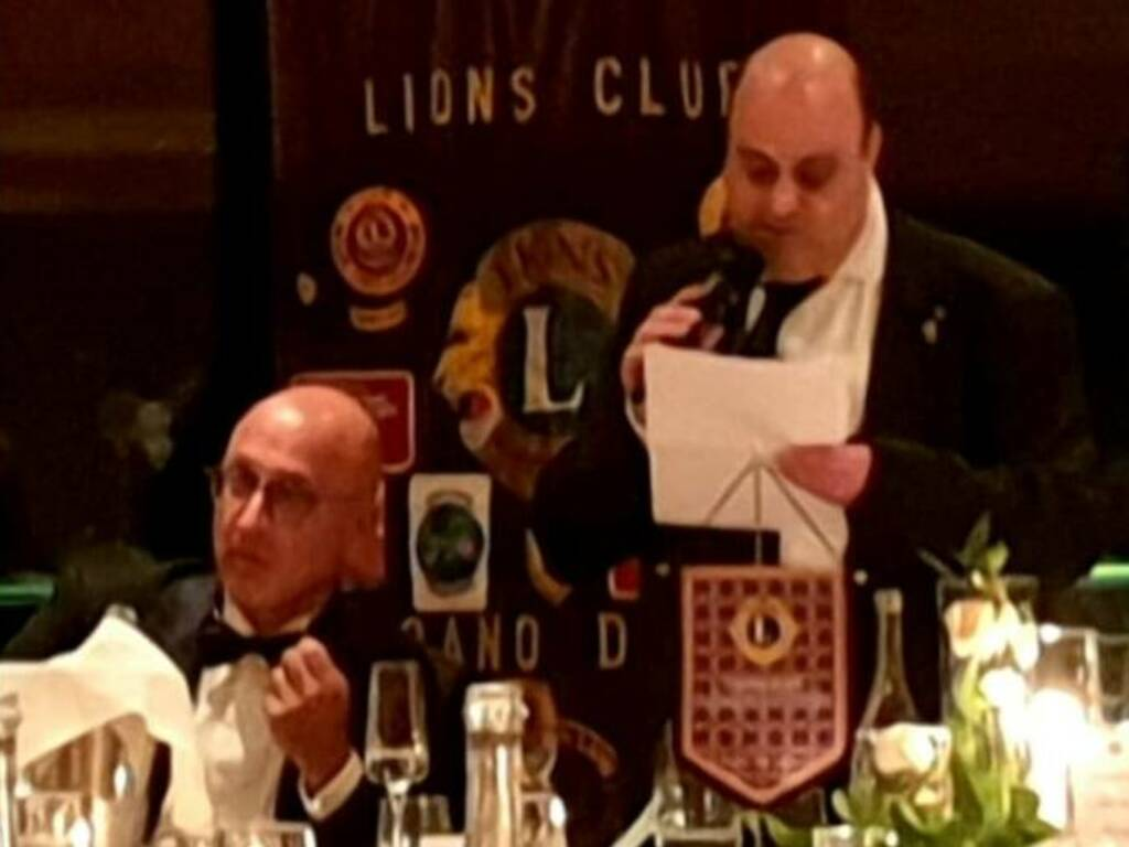 Lions Loano Alessandro Stipo