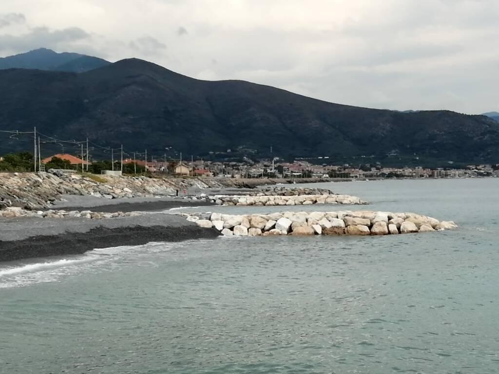 Progetto moli Albenga