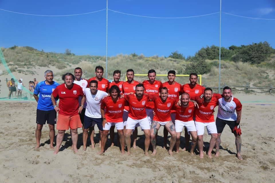 Genova Beach Soccer.