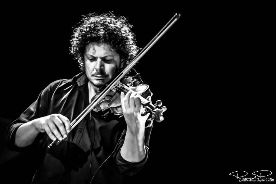Roberto Izzo violino Gnu Quartet