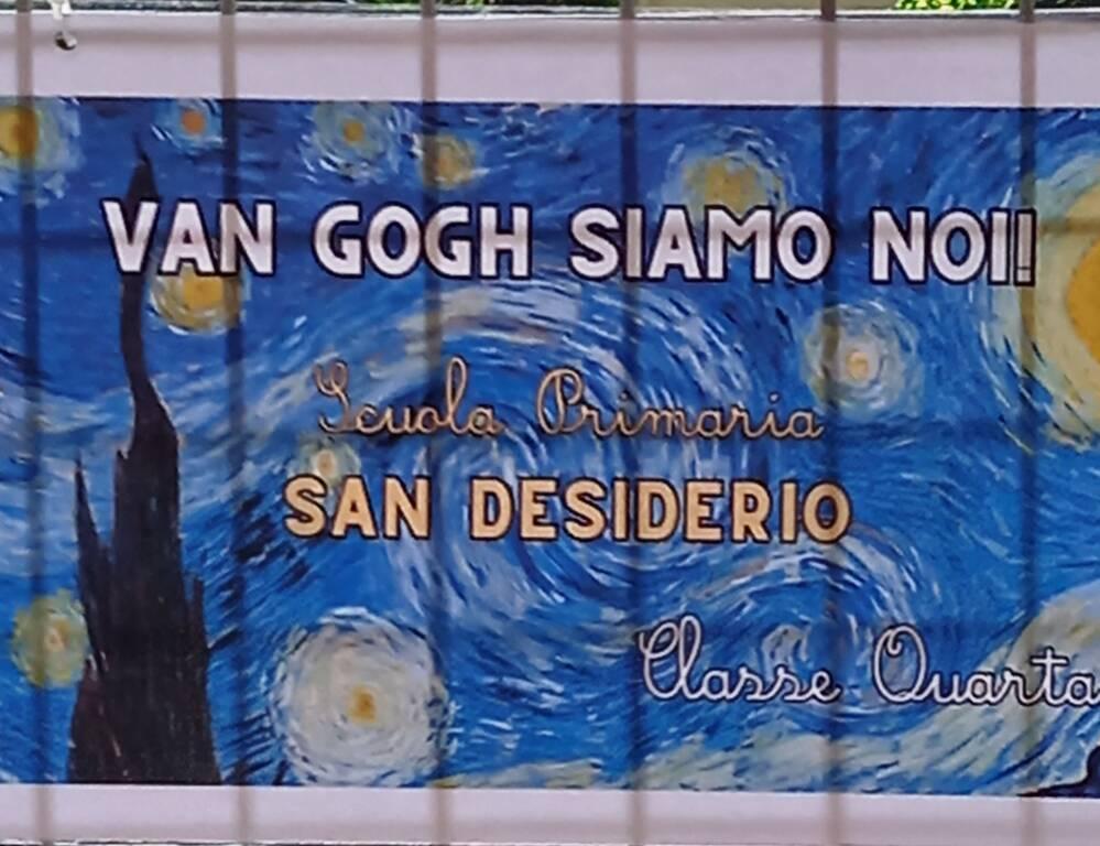 "Genova ""I bimbi di 'Sande' e Kandinsky, Van Gogh, Monet' mostra Palazzo Ducale"