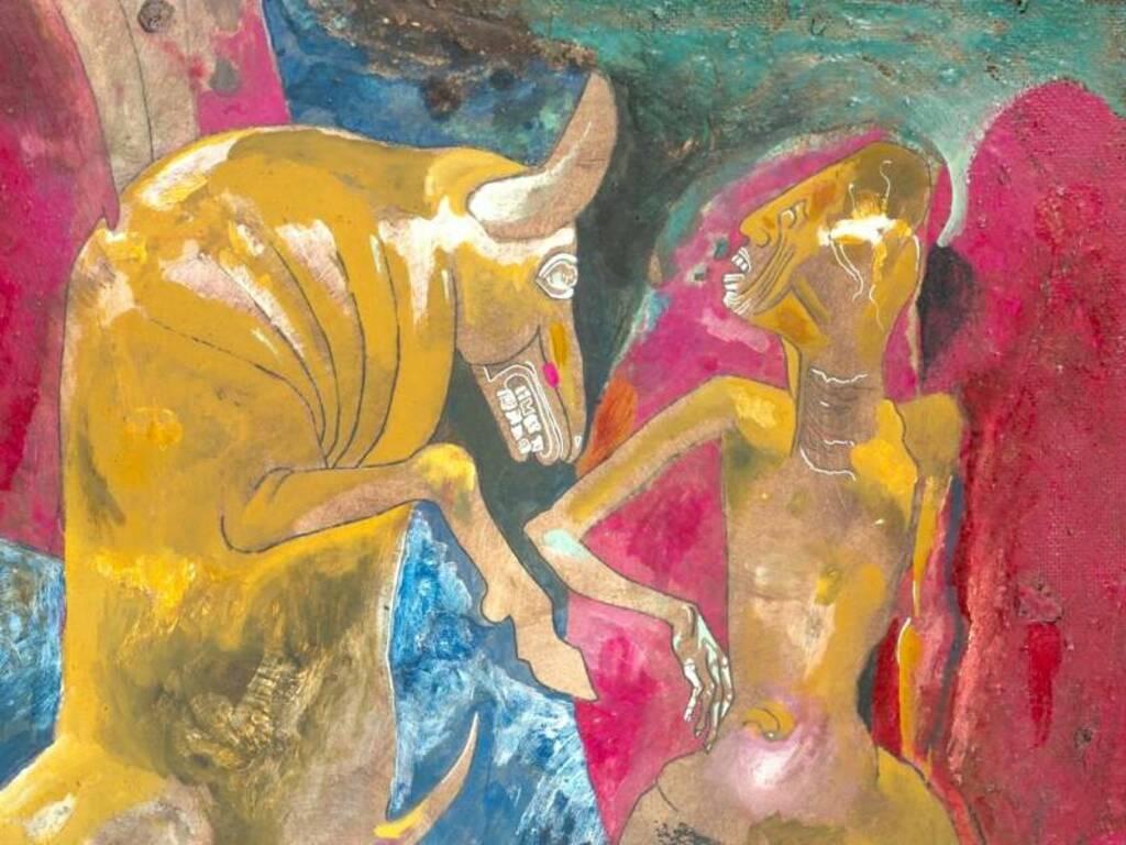 Giannetto Fieschi opere d'arte