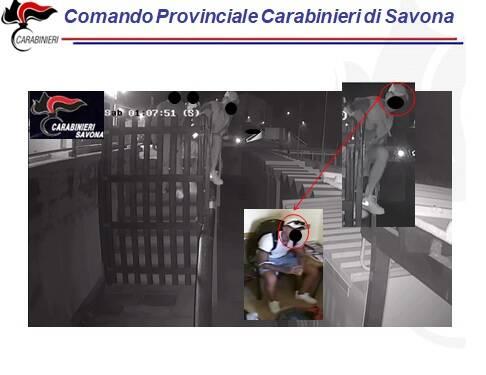 Il 2020 dei Carabinieri di Savona