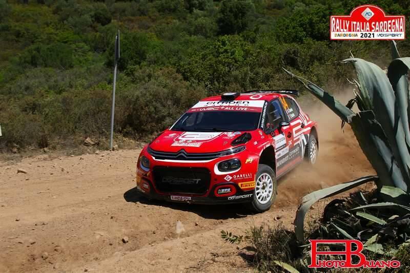 Il Campionato Italiano Rally Terra