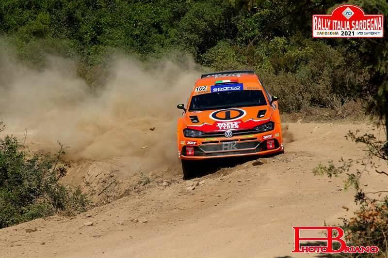 Il Rally Italia Sardegna