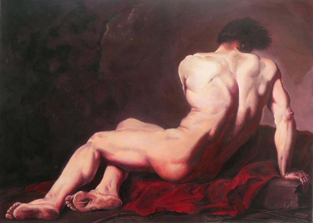 Jolanda Jakupi quadro pittrice savonese
