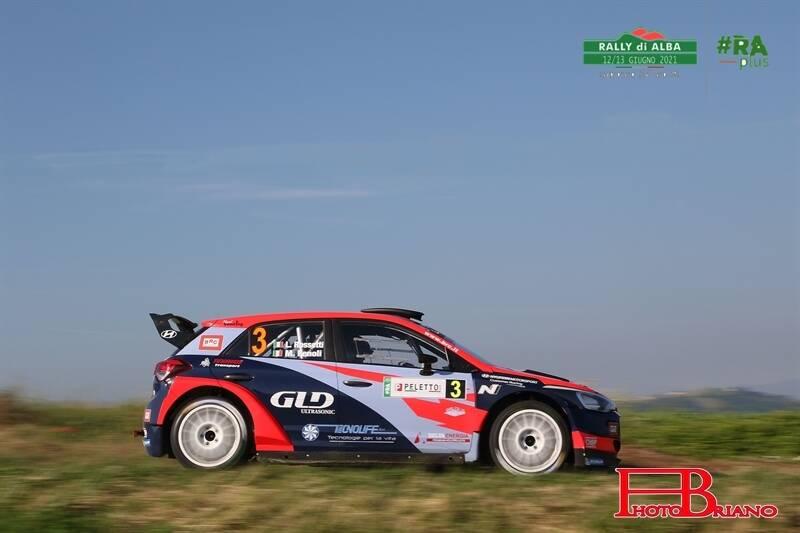 La 15ª edizione del Rally di Alba